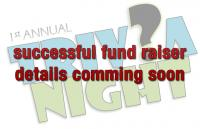 The 1st annual Trivia Night Fundraiser
